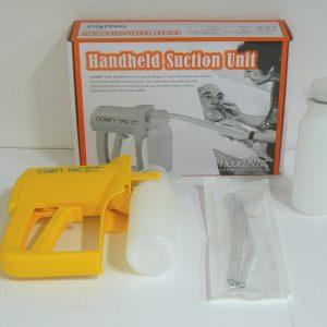 Aspiratore manuale a pistola