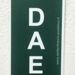 Cartello forex direzionale per postazioni DAE - basso