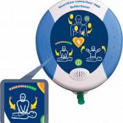 Defibrillatore DAE HeartSine samaritan PAD 500P