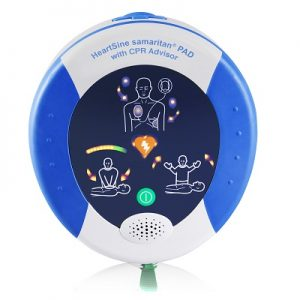 Defibrillatore samaritan PAD 500P HeartSine