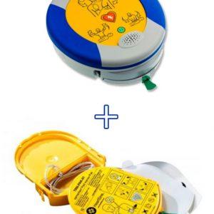 Defibrillatore Trainer + Pad-Pak didattico
