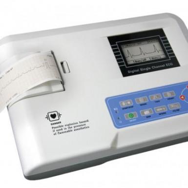 Elettrocardiografo digitale monocanale non interpretativo