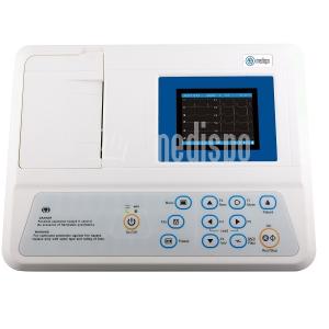 Elettrocardiografo portatile monocanale interpretativo