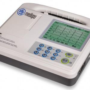 Elettrocardiografo tre canali interpretativo