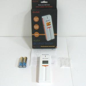 Etilometro digitale portatile