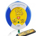 Kit istruttore BLS-D defibrillatore Trainer + manichino