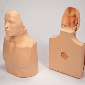 Manichino didattico RCP/BLS-D senza borsa