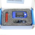 Pulsiossimetro/Saturimetro per adulti e pediatrico