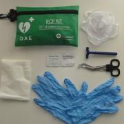 Rianimation bag per rianimazione cardiopolmonare