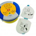 Trainer defibrillatore samaritan PAD 350P