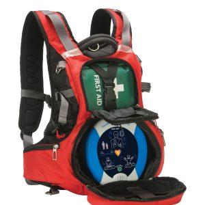 Zaino per defibrillatori samaritan PAD