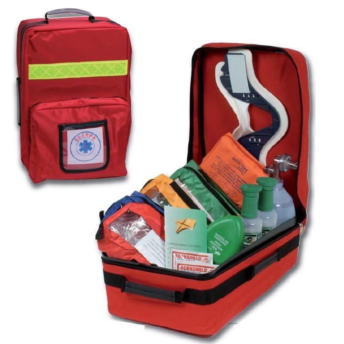 nuovo elenco vendita calda grande qualità Zaino di primo soccorso Sherpa completo – Shop EMD112