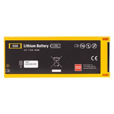 Batteria Lifepak 500