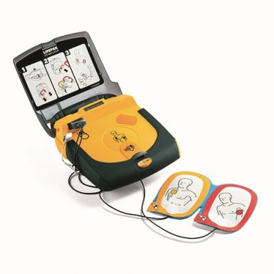 LIFEPAK CR Plus Fully Automatic Open Lid With Electrodes